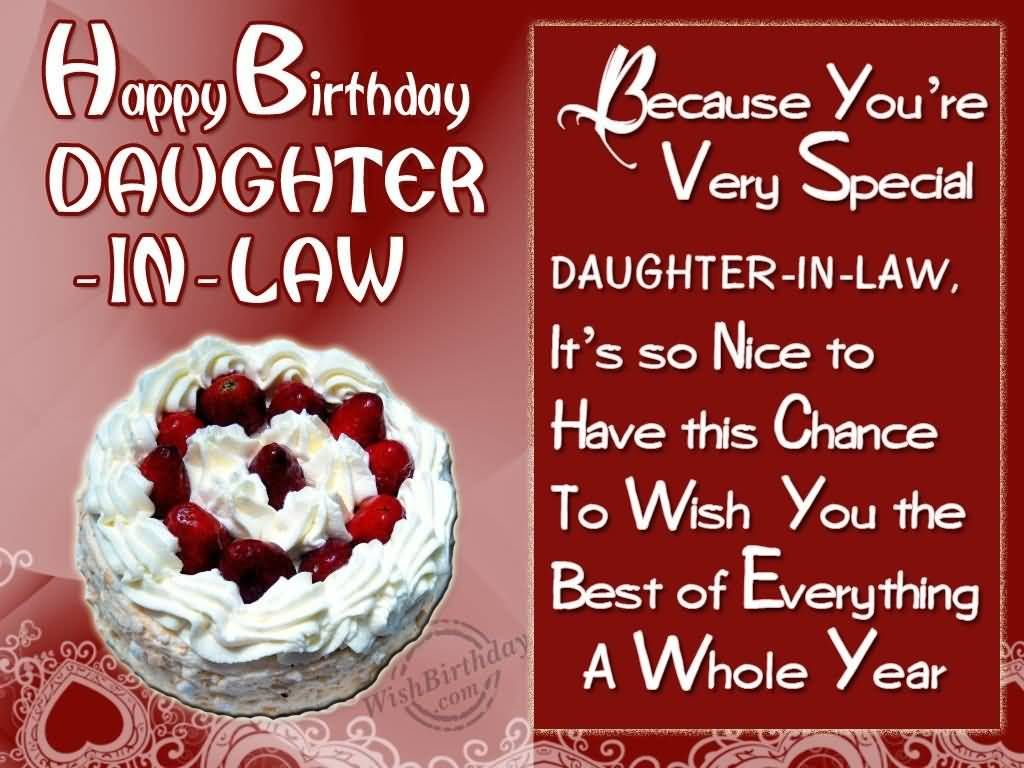 Best quotes birthday wishes for daughter in law greetings bday best quotes birthday wishes for daughter in law greetings kristyandbryce Images