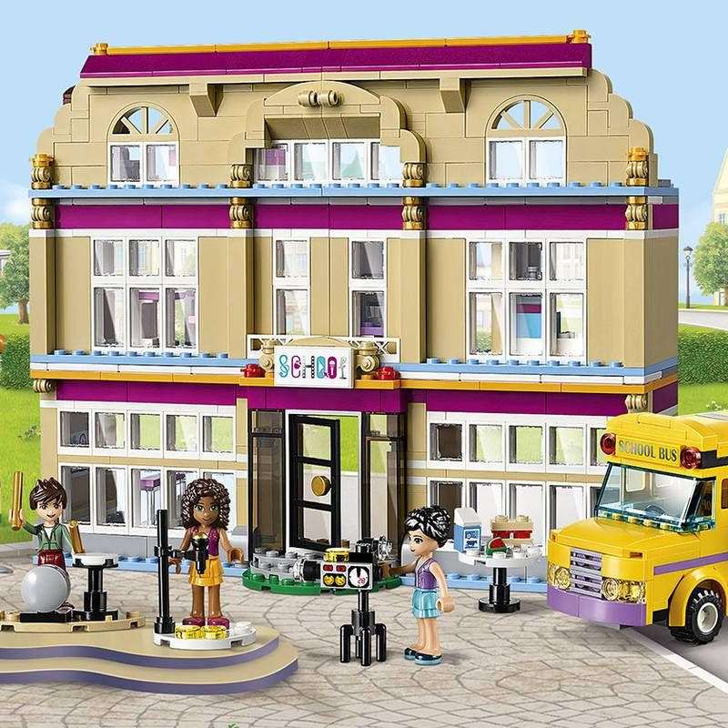 LEGO Friends La scuola dello spettacolo di Heartlake ...