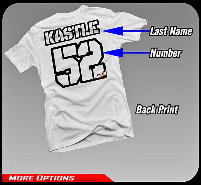 d4a4f43d160c Details: Custom Motocross T-Shirts ... | Life is better at the track ...