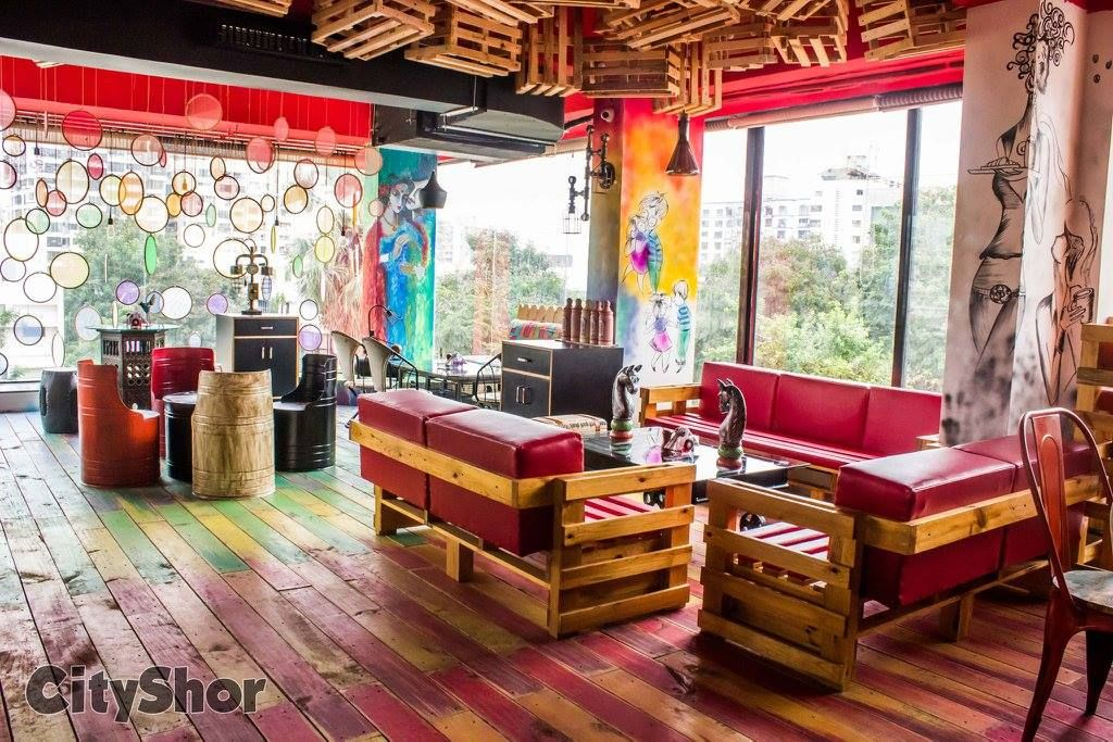 Restaurants Cafes In Surat Awe You With Their Decor