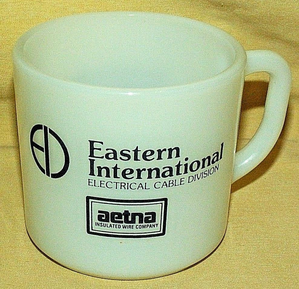 Eastern international mug electrical cable aetna insulated wire milk ...