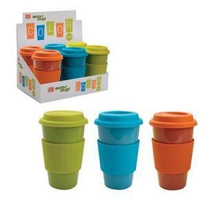 Na onda da sustentabilidade, esses são uma boa opção ao copinho plástico.