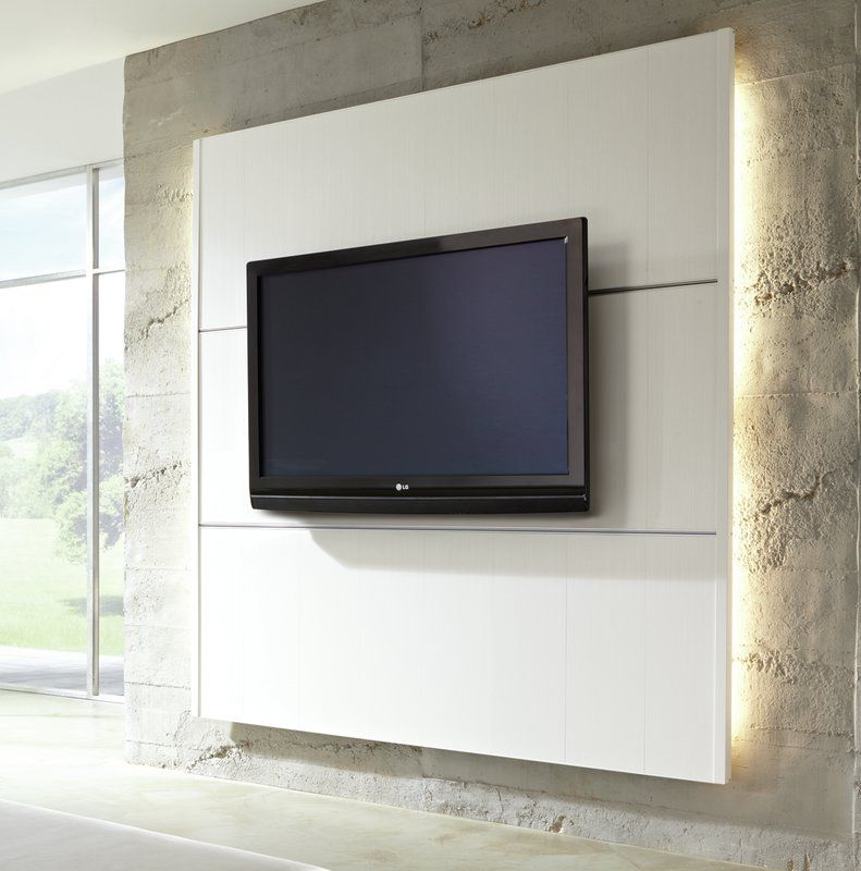 Cinewall Entertainment Center For TVs Up To 60