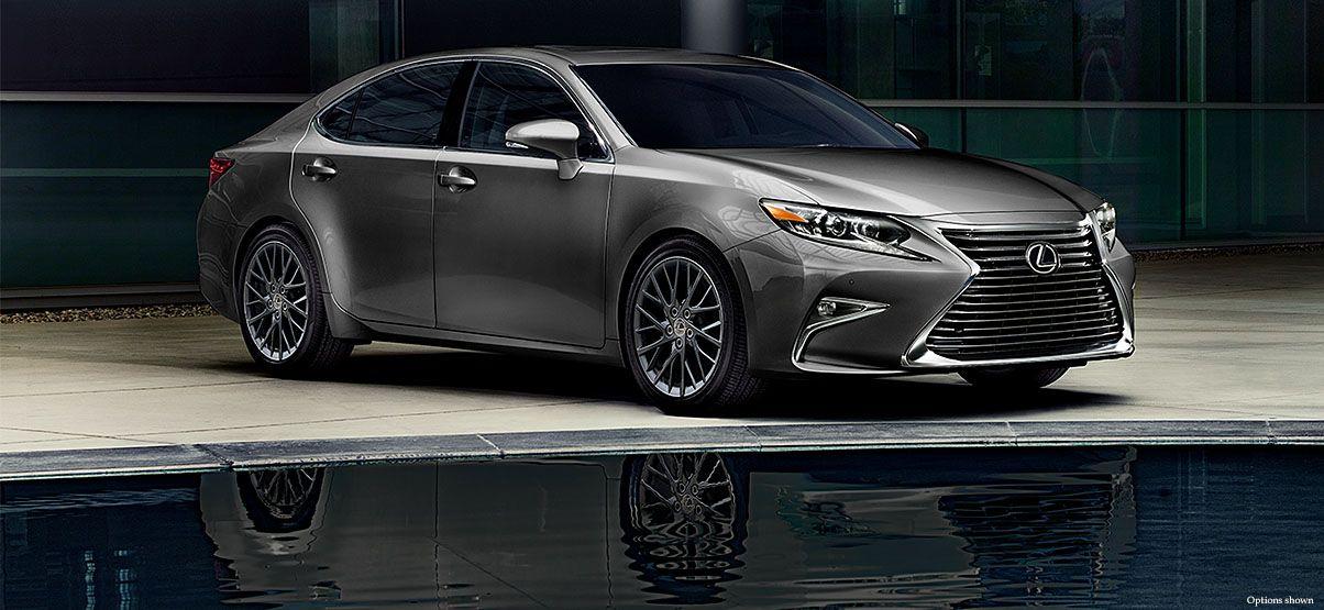 2018 Lexus Es Luxury Sedan Lexus Com Lexus Es Lexus New Lexus