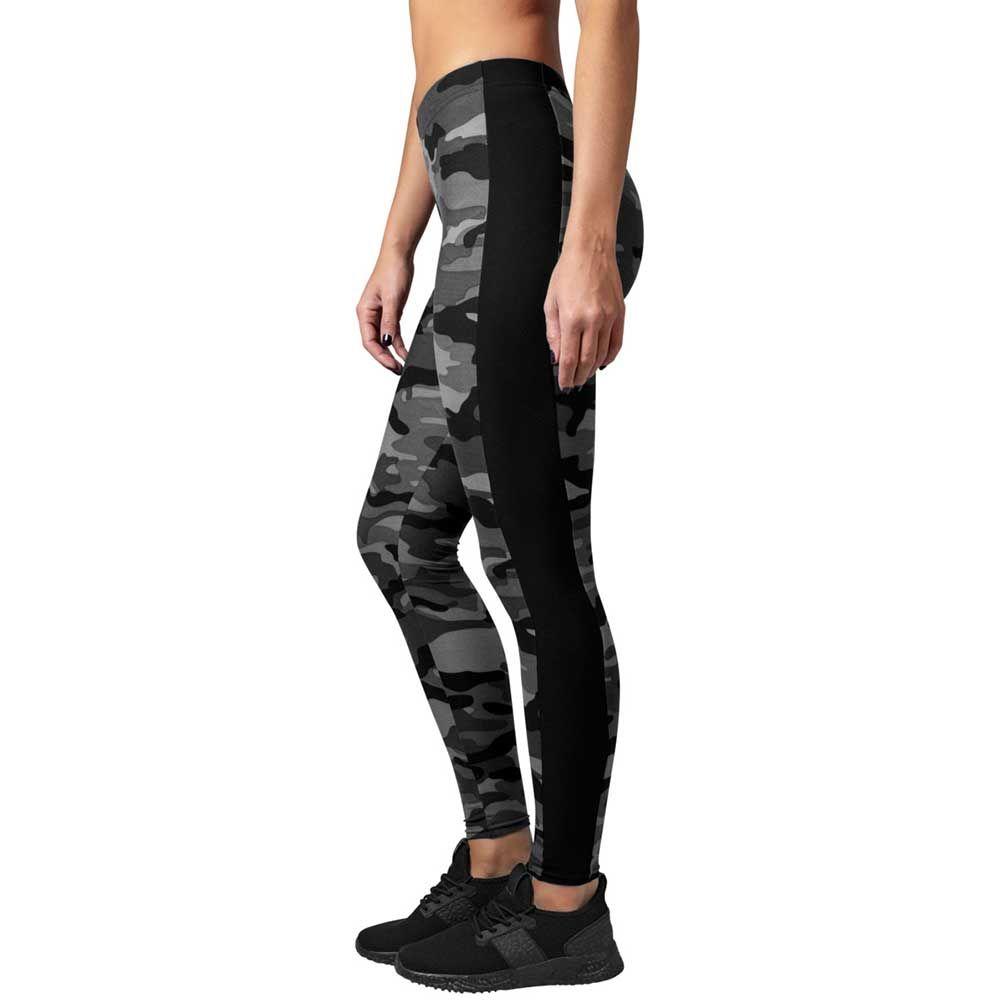 9c1e01ab6a369 Camo stripe dames legging dark camouflag Camouflage Patterns, Women's  Leggings, Parachute Pants, Attitude