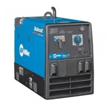 Miller Electric Engine Driven Welder Bobcat 225 Best Rated Welders Welder Generator Miller Welders Welding