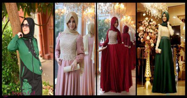 الموضة عبايات تركية للمحجبات بألوان وتصاميم متعددة Dresses Academic Dress Fashion