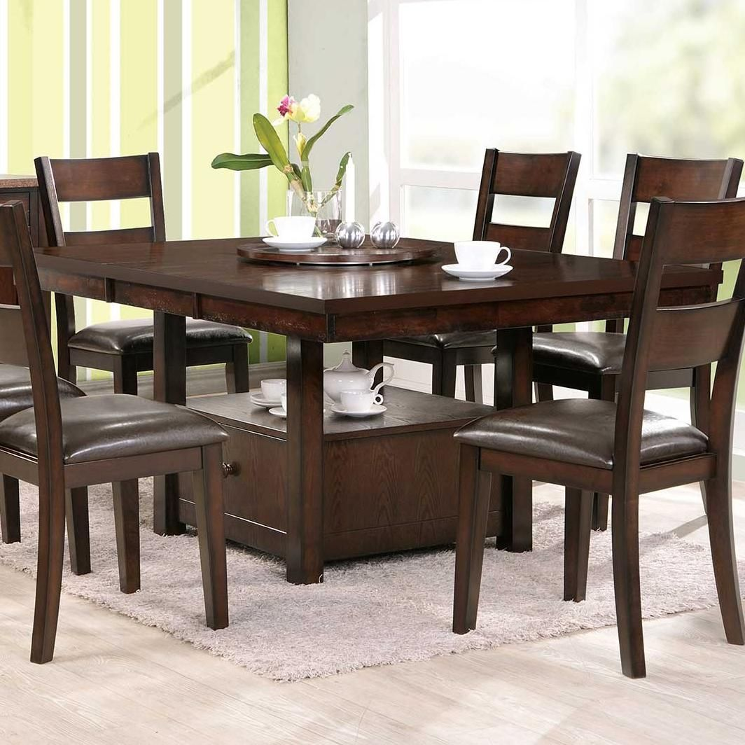 Square Dining Table With Storage Square Dining Table With Storage Dining Room Ideas