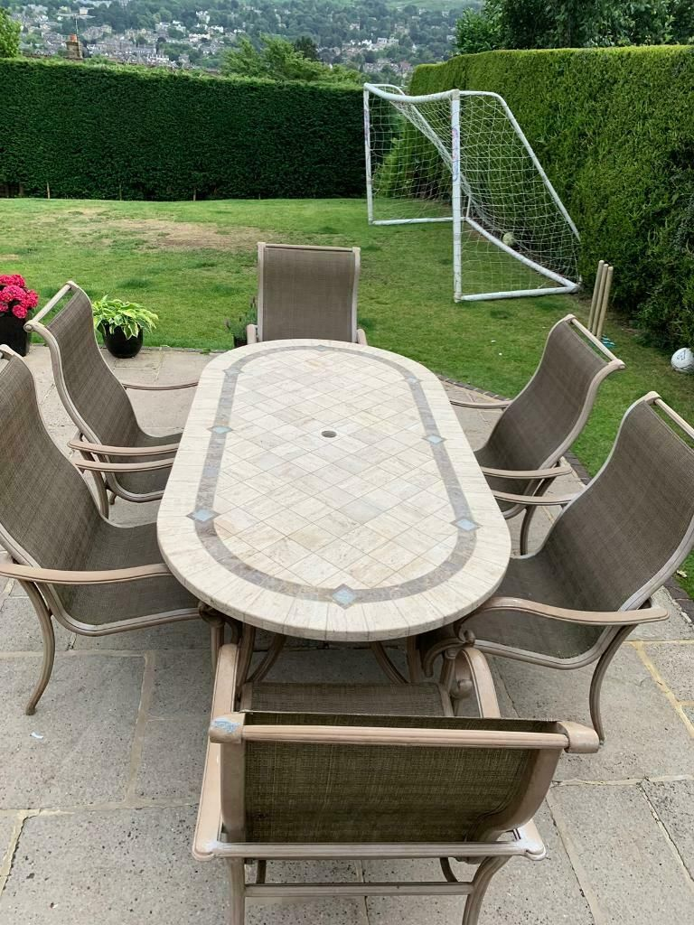 20+] Blue ribbon Garden Furniture Stone To Build Your Dream House ...
