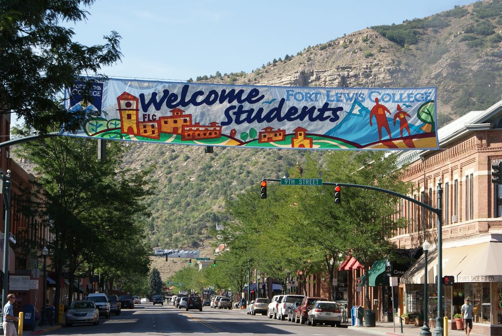 Back To School Banners School Banner Fort Lewis College