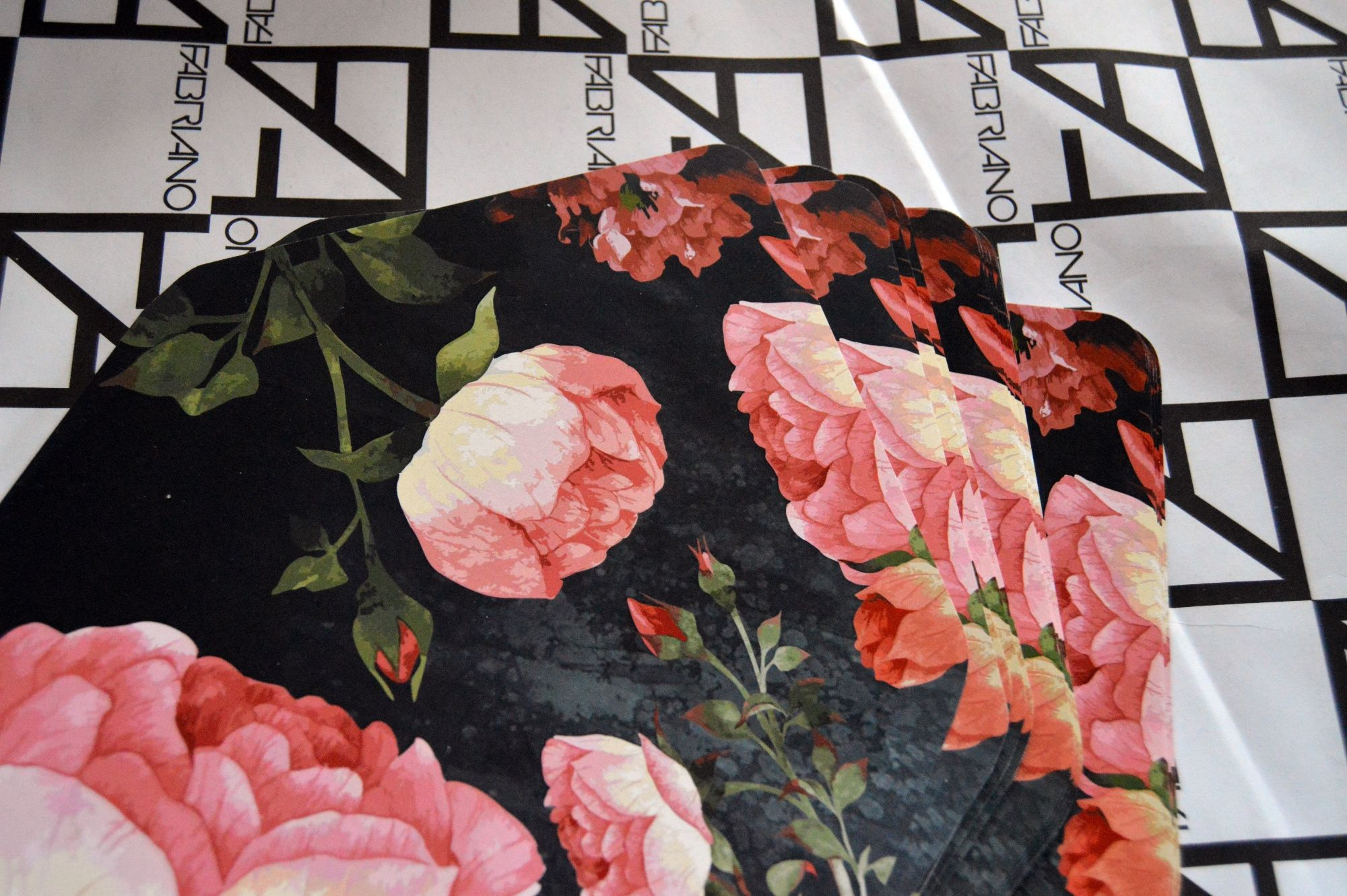 Marsal Black Envelope Liner, Marsala Floral Wedding Invitations ...