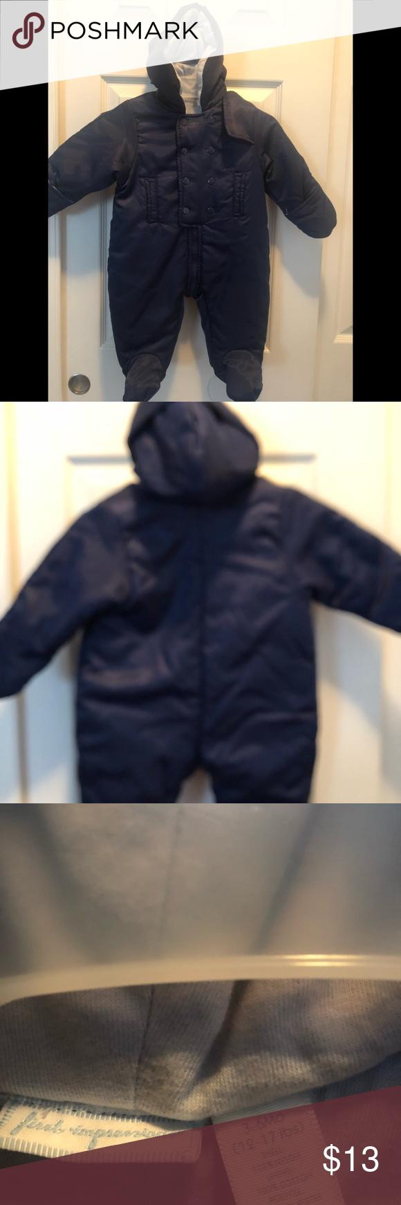fa5ebd8fd561 Baby s Snow Suit