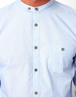 Nice shirt! love the korean look