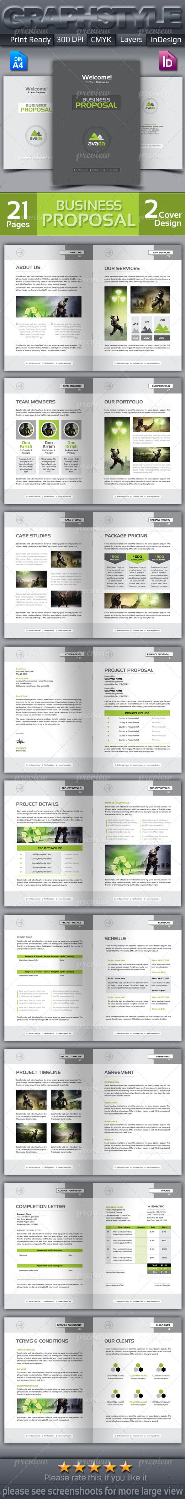 Avata Business Proposal  Business Proposal Proposals And Business