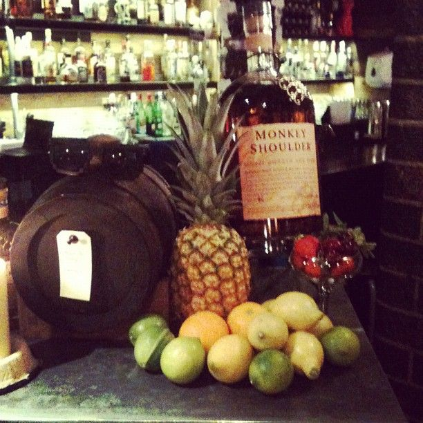 Monkey Shoulder Cocktail Bootcamp, touring the country this summer