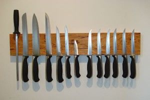 Simple And Ingenious Magnetic Knife Holder Knife Holder
