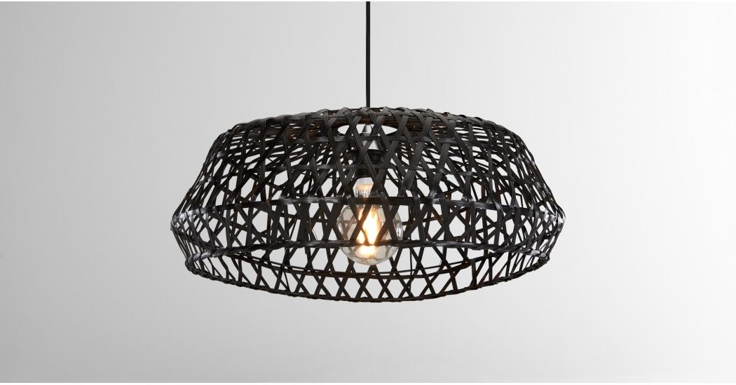 Made Black Lampshade Rattan Lamp Ceiling Lamp Shades