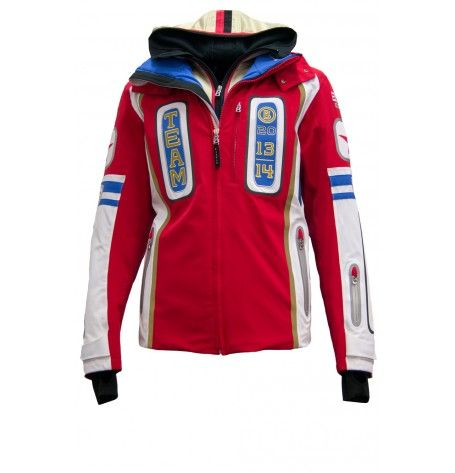 3c82aad150a SALE* The team jacket of the German men's ski team is a model for ...
