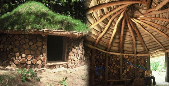 reciprocal roof roundhouse building course | Reciprocal