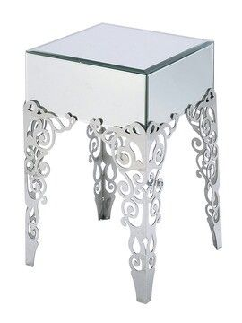 DK Living Filigree End Table