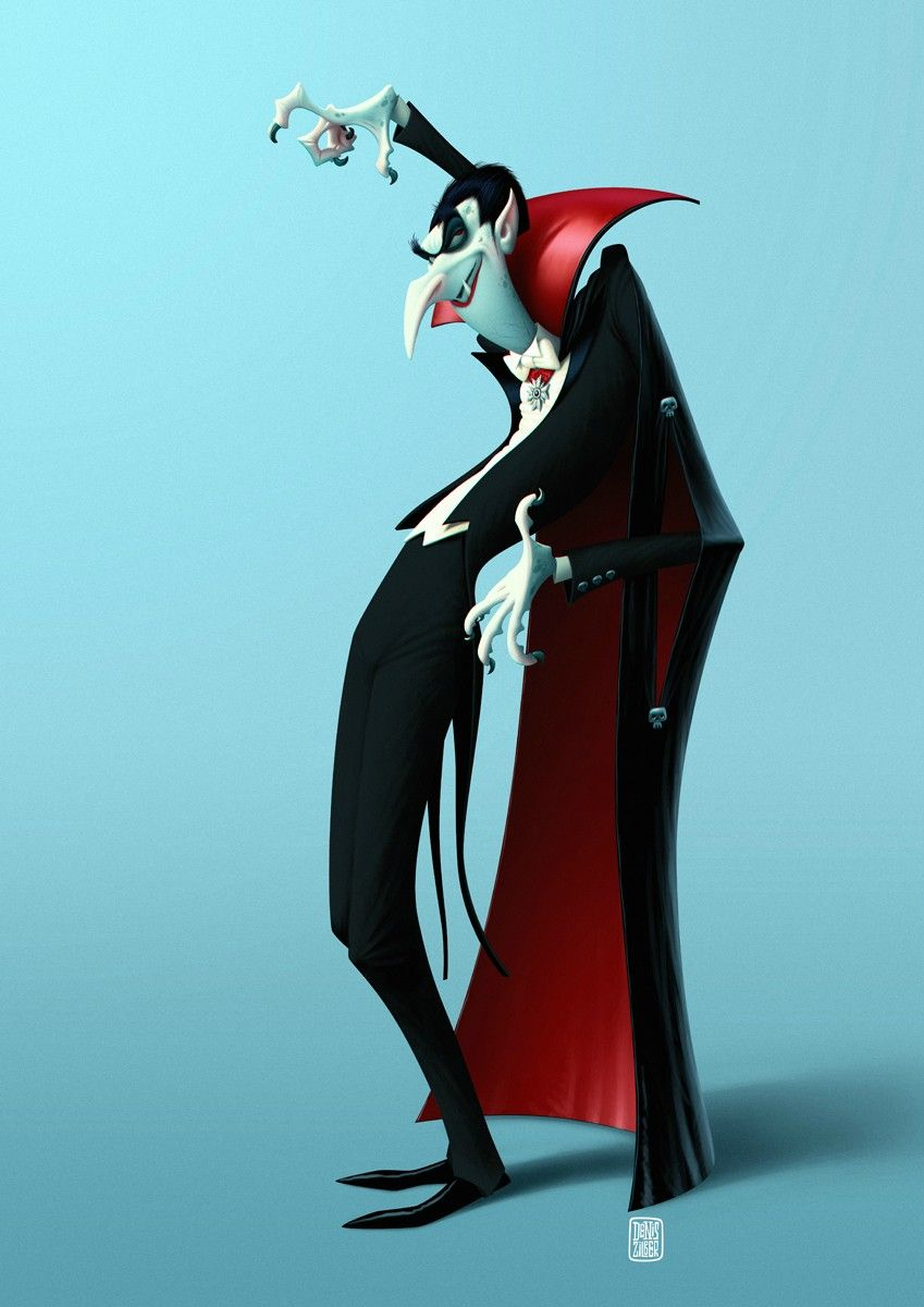 Character Design Challenge Vampire : Vampire art characters and character design