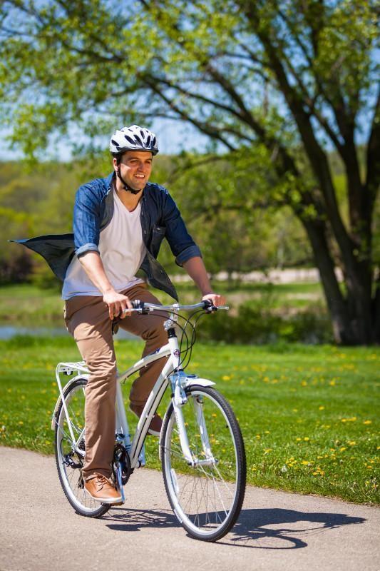 Best Hybrid Bikes For Men With Images Hybrid Bike Bike