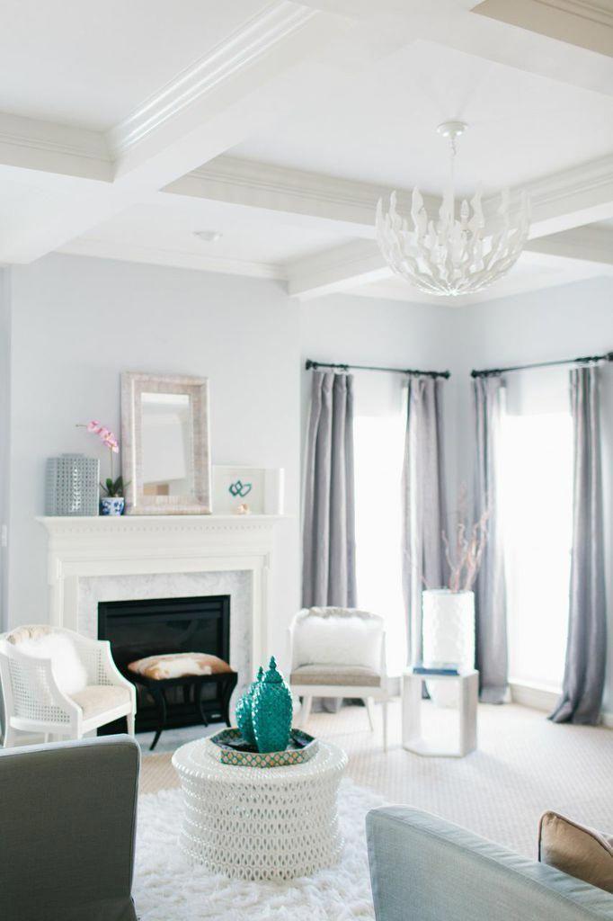 Interior designer jennifer wagner schmidt theeverygirl career home livingroom pastels curtains interiordesigncareer design also rh pinterest