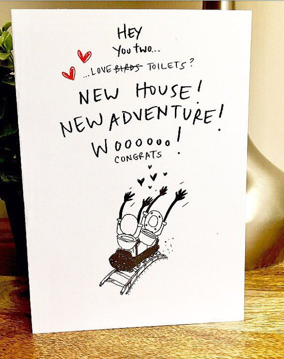 Congrats New House congrats on the new house card, new house card, housewarming card