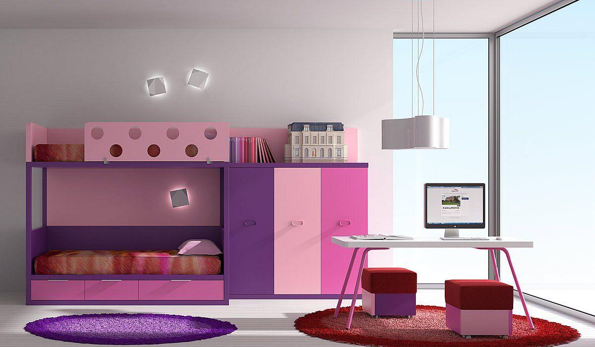 Resultado de imagen para habitaciones rosas