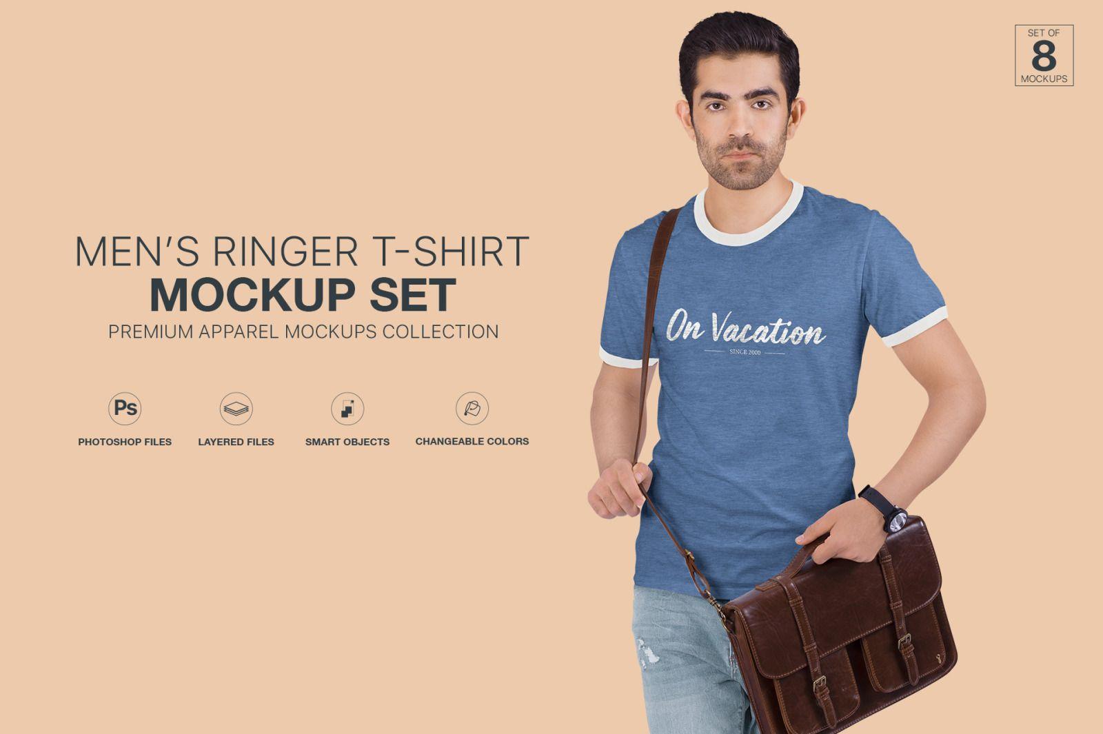 Download 29 Ide Free Design T Shirt Mockup Geber Com Kaos Desain