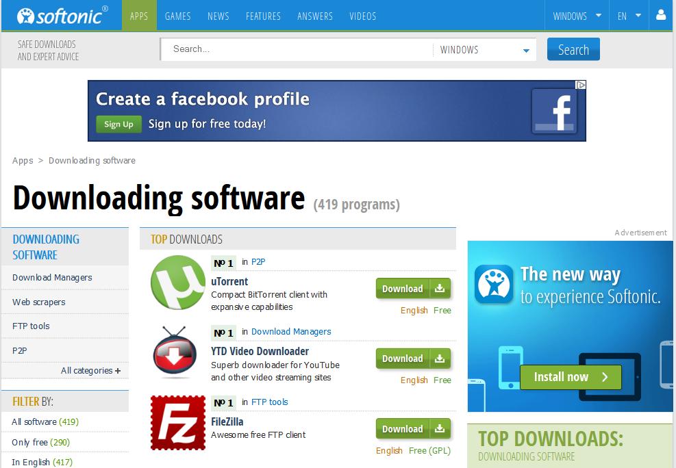 طراحی سایت دانلود (With images) Website optimization