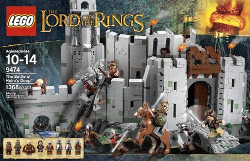 The Hobbit Lego Sets With Images Helms Deep The Hobbit Lego Sets