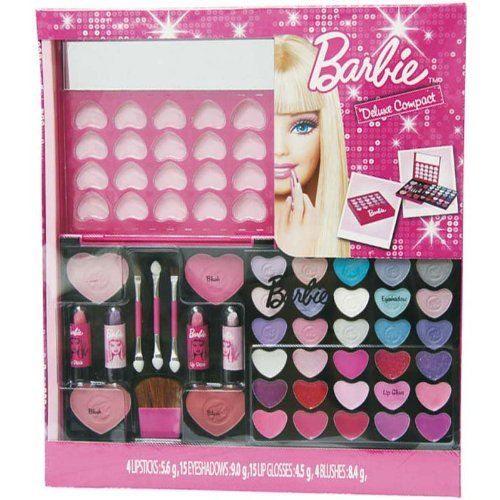 Coffret Maquillage Barbie Maquillage Barbie Coffret Maquillage Ensemble De Maquillage
