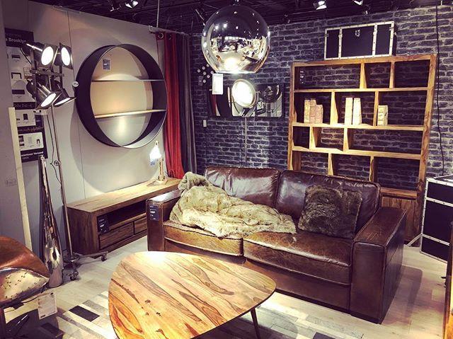 Living Room At Maisons Du Monde Imageintheworld Travel Travelblog