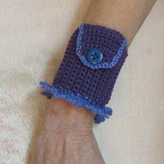 porte-monnaie bracelet