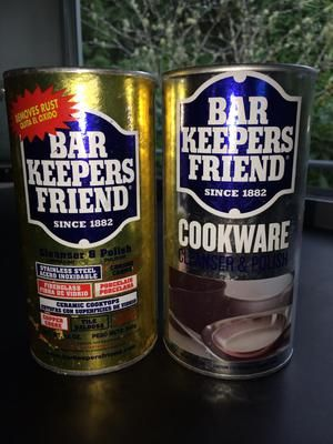 Bar Keepers Friend Reviews Uses