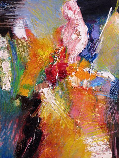Abstract painting | Orlando jueves | Pinterest | Abstracto, Pinturas ...