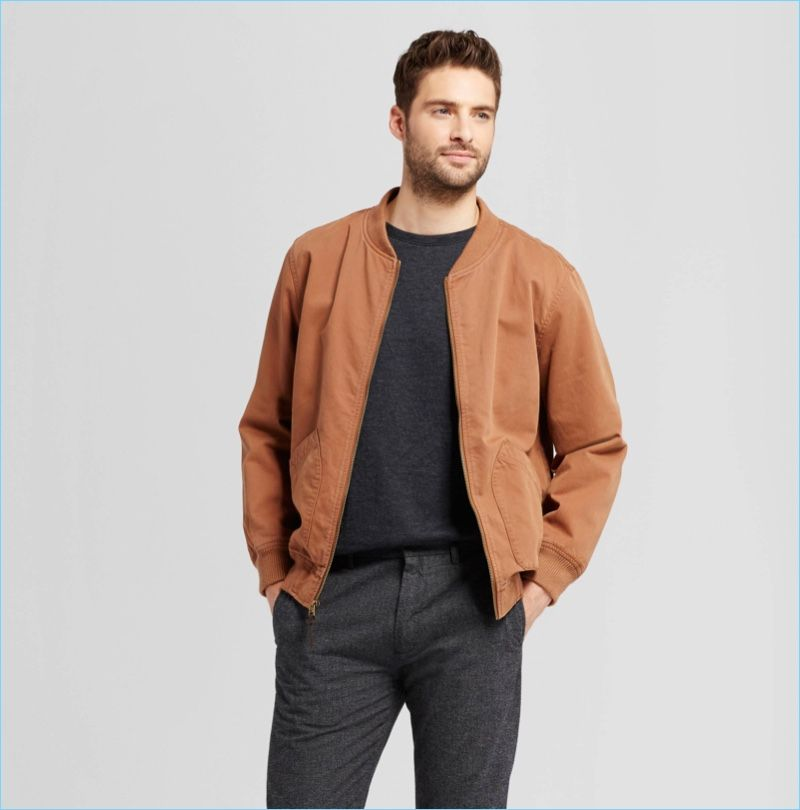 54a794eff6e Target's Goodfellow & Co: Essentials to Buy Now | Men's Jackets ...