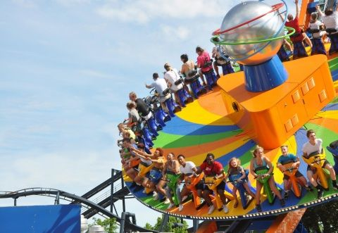 Spinsanity Is The Latest Thrill To Whirl Into Six Flags St Louis Six Flags St Louis Six Flags St Louis News