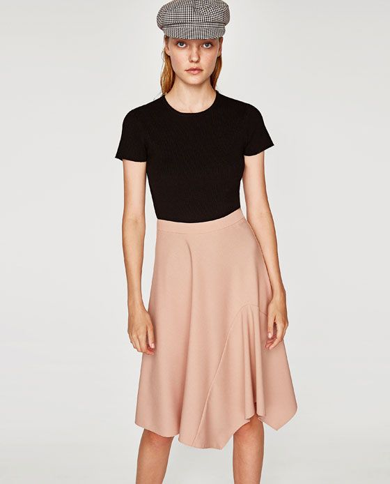 Zara DRESS WITH BOW AT THE NECK DETAILS 39.90 CHF | Dress