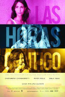 Las horas contigo (2015) Poster