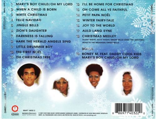 awesome Boney M. - Feliz Navidad Christmas Song Christmas Album is the sixth studio album by ...