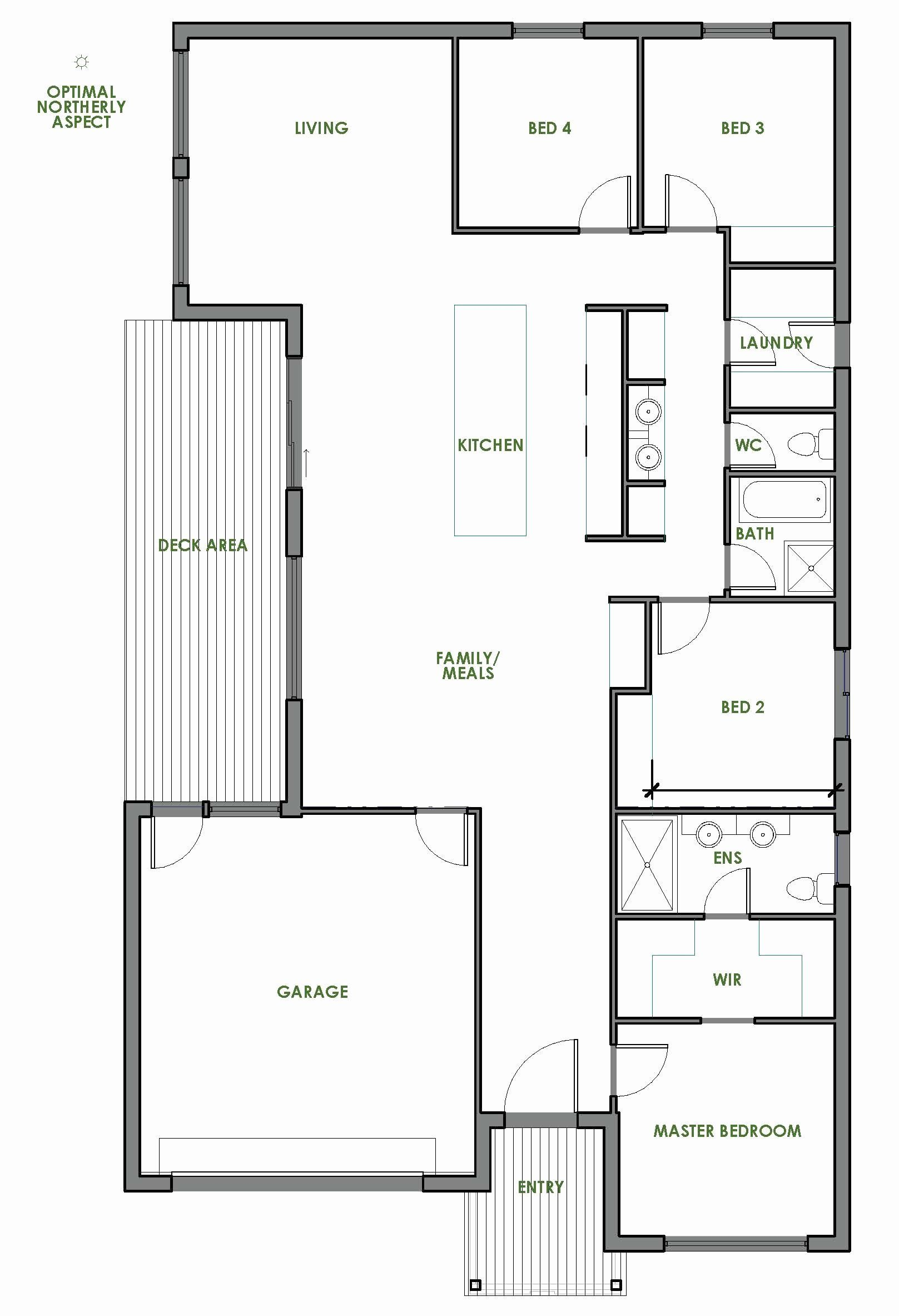 Eco Home Designs Australia Lovely Iluka Energy Efficient House Plans Sustainable House Design Eco House Plans