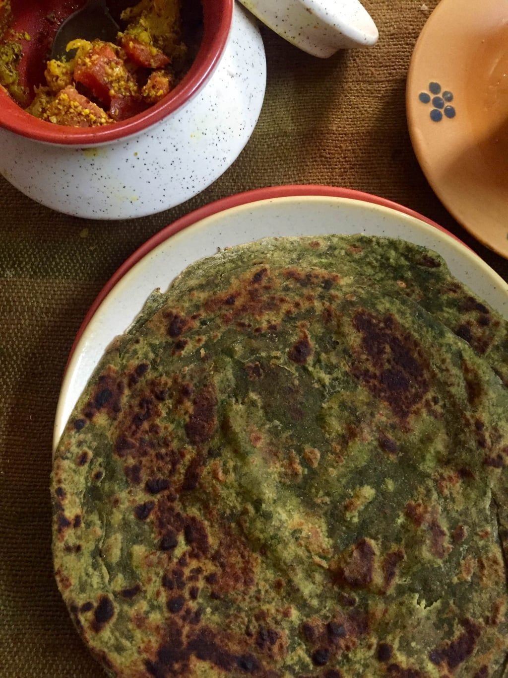 Bathua parantha recipe recipes saag and indian cuisine food forumfinder Gallery