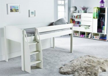 Stompa UNOS Mid Sleeper Bed Frame ONLY