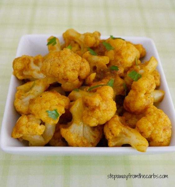Indian Cauliflower Curry