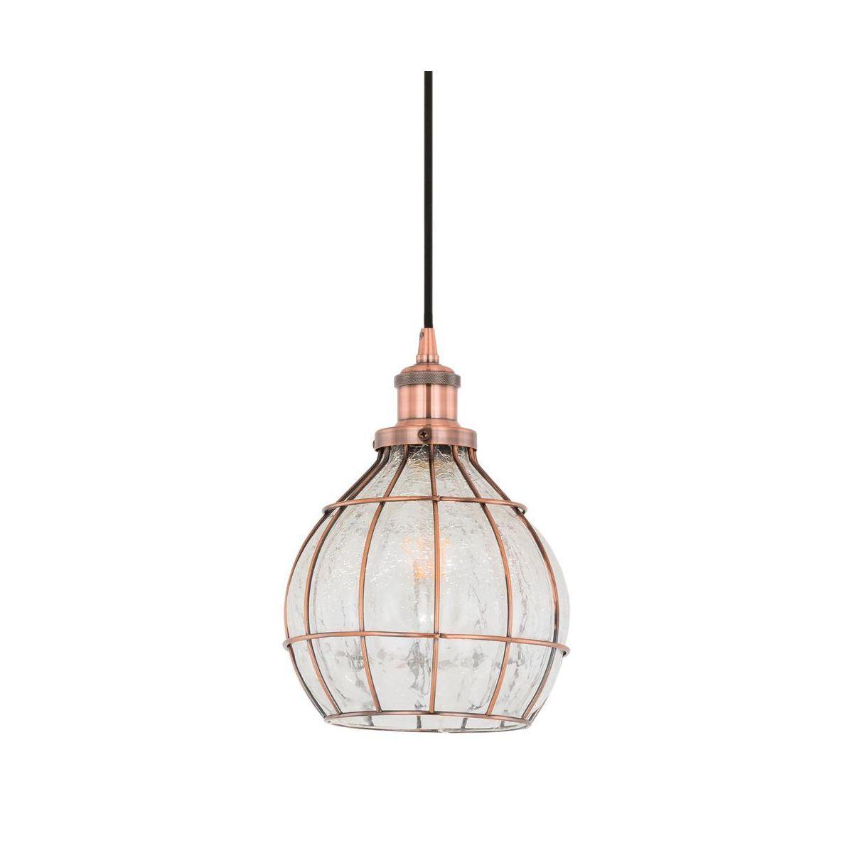 Lampa Wisząca Finter Italux Lampy Sufitowe żyrandole