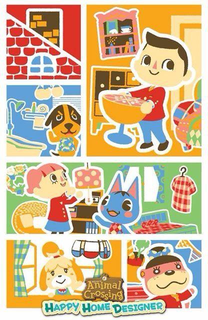 Animal crossing happy home designer ds also pinterest rh cz
