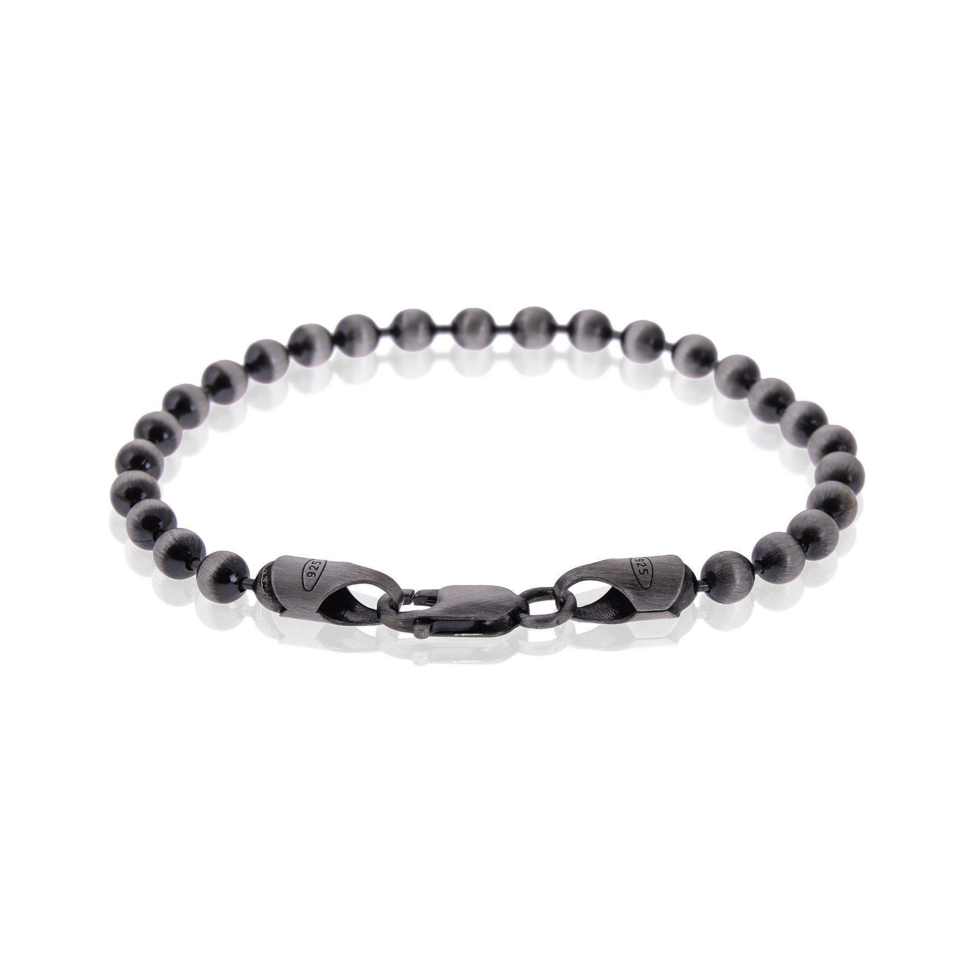 812d1a5e764 Men's Sterling Silver Ball Chain Bracelet | Shop Our Pins ...