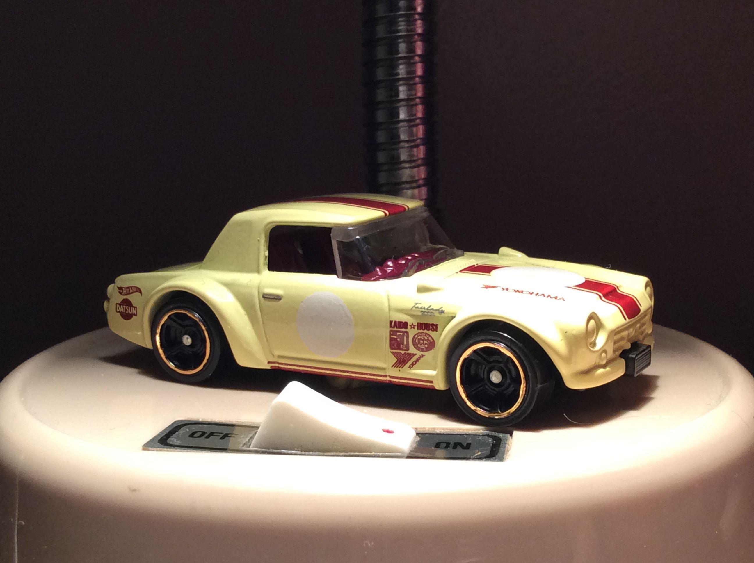 Hot wheels Datsun fair-lady 2000